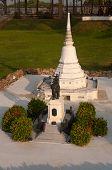 Donchedi Monument In Mini Siam Park