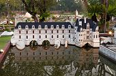 Chenonceau Chateau In Mini Siam Park