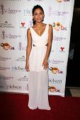 LOS ANGELES - AUG 1:  Bianca Santos at the Imagen Awards at the Beverly Hilton Hotel on August 1, 2014 in Los Angeles, CA