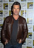 SAN DIEGO - JUL 26:  Josh Brolin at the