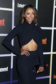 SAN DIEGO - JUL 26:  Kat Graham at the Emtertainment Weekly Party - Comic-Con International 2014 at
