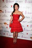 LOS ANGELES - AUG 1:  Paola Andino at the Imagen Awards at the Beverly Hilton Hotel on August 1, 2014 in Los Angeles, CA