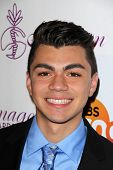 LOS ANGELES - AUG 1:  Adam Irigoyen at the Imagen Awards at the Beverly Hilton Hotel on August 1, 20