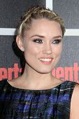 SAN DIEGO - JUL 26:  Clare Grant at the Emtertainment Weekly Party - Comic-Con International 2014 at