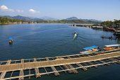 Bamboo Bridge Float