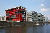 The Port of Frankfurt am Main