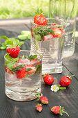 Mojito Strawberry Cocktail