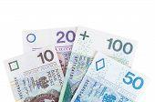 Set Of Polish Zloty New Banknotes