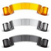 Movie tape.