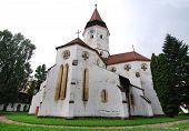 Prejmer Fortified Church In Transylvania