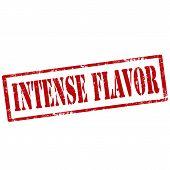 Intense Flavor-stamp