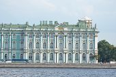 stock photo of winter palace  - View of Winter Palace in St - JPG