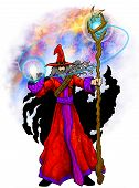 Red Wizard