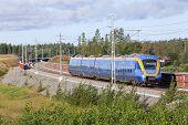 BOTHNIA LINE, SWEDEN ON AUGUST 13.