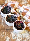 Chocolate And Berry Desserts