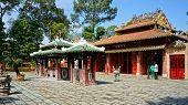 Le Van Duyet Temple, History Worship Place