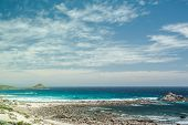 stock photo of wispy  - South of Cape Naturaliste - JPG