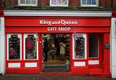 King and Queen Gift Shop