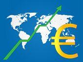 Global Economy Growth Euro