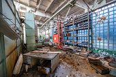 Factory In Pripyat