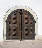 foto of gate  - Old - JPG