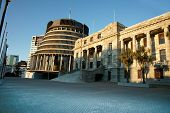 pic of beehive  - New Zealand - JPG