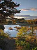 Boundary Waters Canoe Area Wilderness View