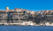 Постер, плакат: Fortress Of Bonifacio Corsica Island France