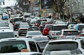 Atasco de tráfico
