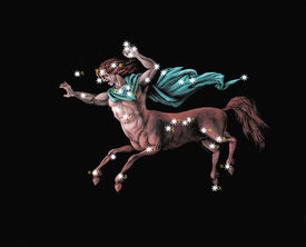 pic of centaur  - Constellation the Centaur  - JPG