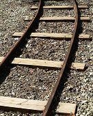 Miniature Railroad Tracks