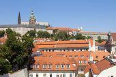 Prague, Hradcany Castle