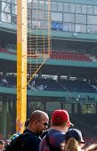 Boston - May 30: Famous Right Field Foul Pole, Nicknamed