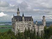 Neuschwanstein Castle Profile