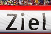 Finish Line-Banner (Ziel)