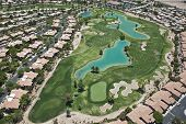 Colorful Community Golf Course