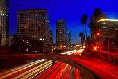 LA Blue Hour