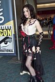 San Diego Comic Con 2010 - Sexy female