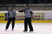 Eishockey-Schiedsrichter