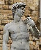 Estatua de David, Florencia, Italia