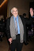 LOS ANGELES - FEB 24: Martin Landau arrives at the 49th Annual Publicists Guild Awards Luncheon at t