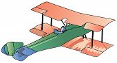 Barnstorming Plane