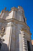 Church of Purgatory. Matera. Basilicata. Italy.