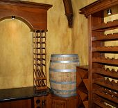 Making A Wine Room