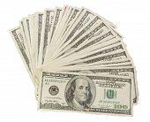 Fanned Cash