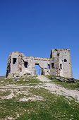 Castillo de la ruina, Teba, Andalucía, España.