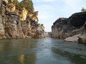 the sleek river