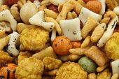 Rice Party Crackers