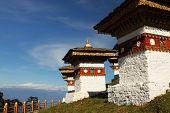 Dochula Pass Chortens, Bhutan
