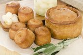 foto of torta  - Melton Mowbray Pork Pies  - JPG